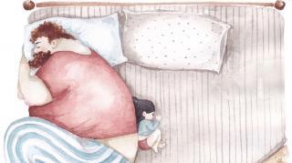 relations père-fille expliquées en 10 dessins