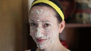 remède acné masque bicarbonate naturel