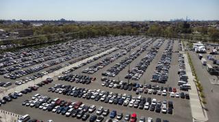 retrouver voiture dans parking