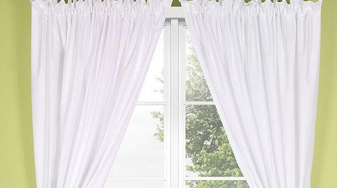 mon astuce pour retrouver des rideaux blancs. Black Bedroom Furniture Sets. Home Design Ideas