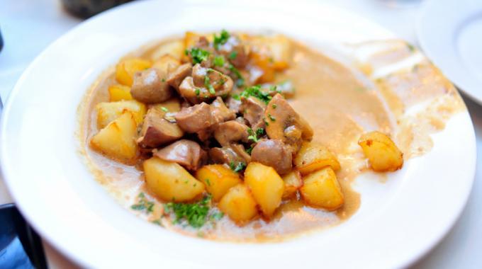 Rognons de veau au porto une recette traditionnelle - Cuisiner tendron de veau ...