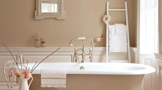un porte serviette dco et original pour votre salle de bain - Echelle Salle De Bain Blanche
