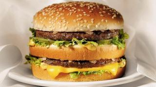 sauce secrete big mac