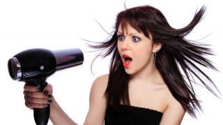sèche cheveux utilisations surprenantes