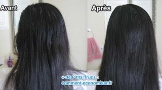 shampoing nourrissant cheveux ternes secs