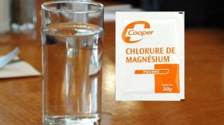 soigner intoxication alimentaire chlorure magnésium