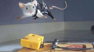 souris mission impossible
