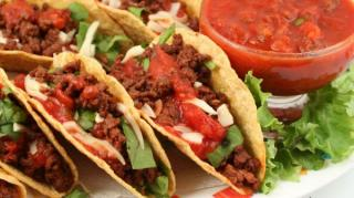 Tacos garnir facilement