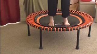 trampoline est bon pour santé bienfaits
