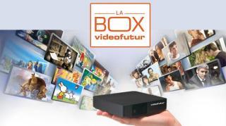 Une box videofutur