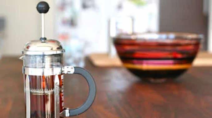 5 Utilisations Étonnantes d'une Cafetière à Piston.