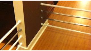utilisations des tringles à rideaux extensibles