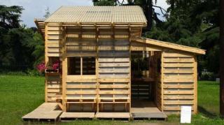utilisations palettes bois recyclage déco