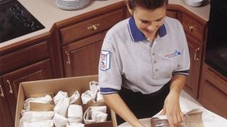 vaisselle stocker