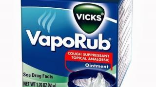 vaporub animaux