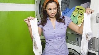 vêtements puants