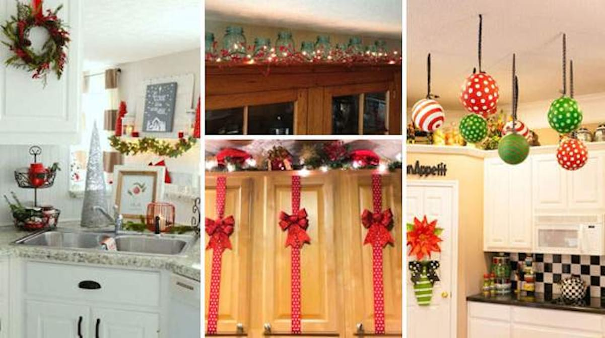 Pictures of Idee Deco Noel Cuisine
