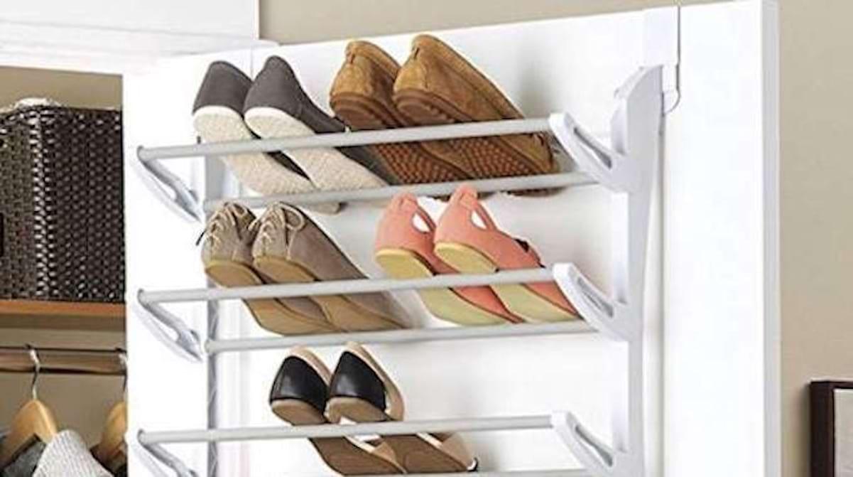 Construire Un Meuble À Chaussure 28 astuces géniales pour ranger ses chaussures quand on n'a