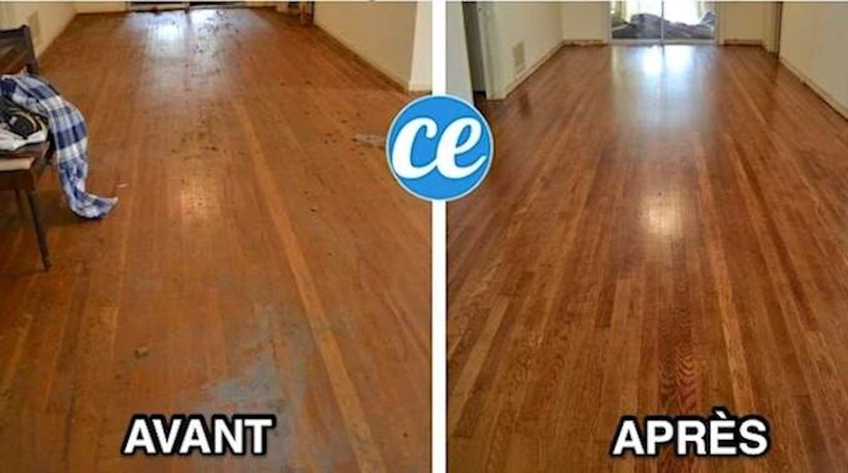 Refaire Joint Parquet Ancien les 3 meilleurs nettoyants maison pour nettoyer votre parquet.
