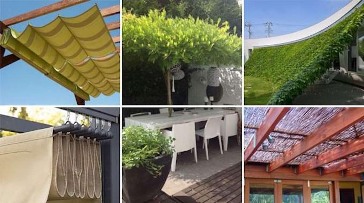 Comment Cacher Sa Terrasse 16 idées magnifiques pour faire de l'ombre sur votre