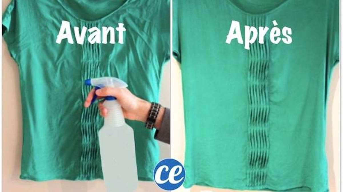 Plan De Travail Pour Repasser comment défroisser vos vêtements sans jamais toucher À un