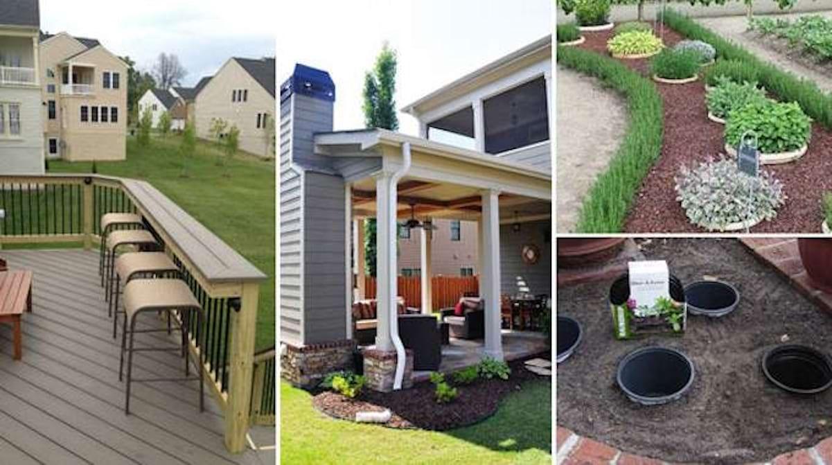 Aménager Son Balcon Avec Des Palettes 28 superbes idées pour embellir votre terrasse.