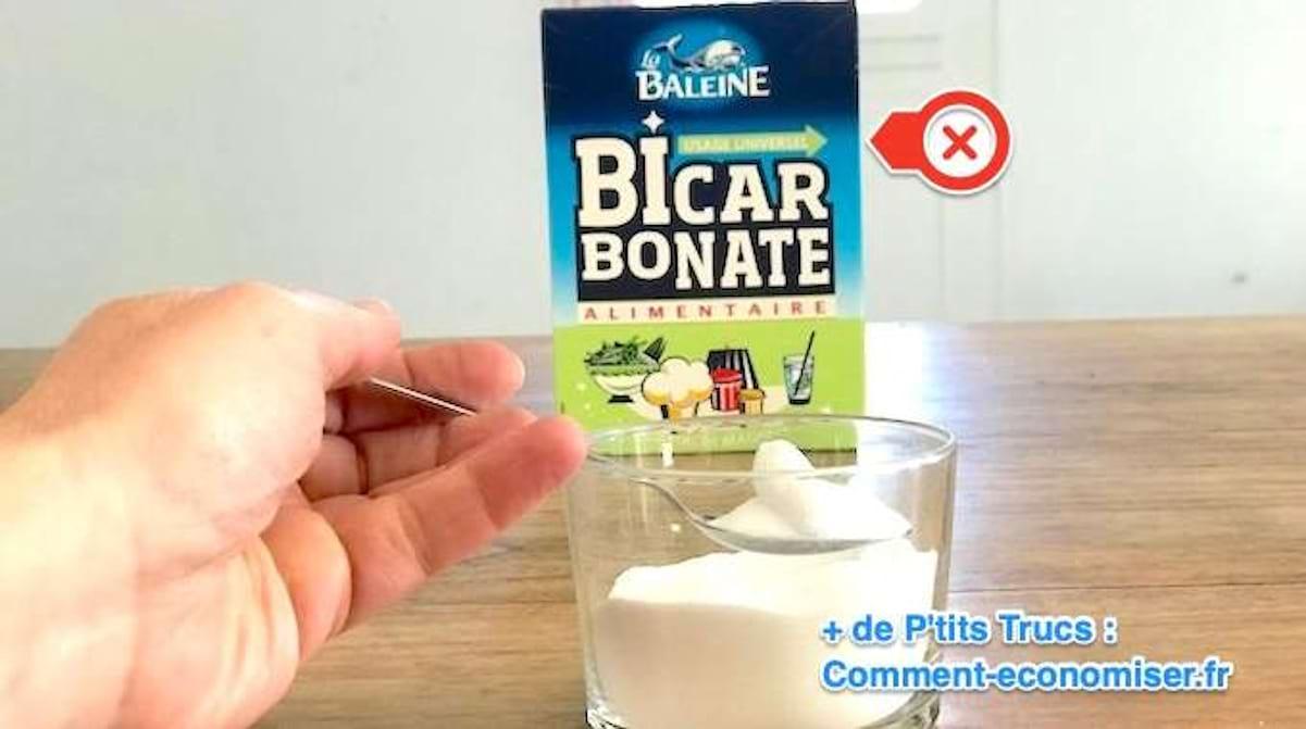 Nettoyer Le Lave Linge Au Bicarbonate l'erreur que tout le monde fait avec le bicarbonate.