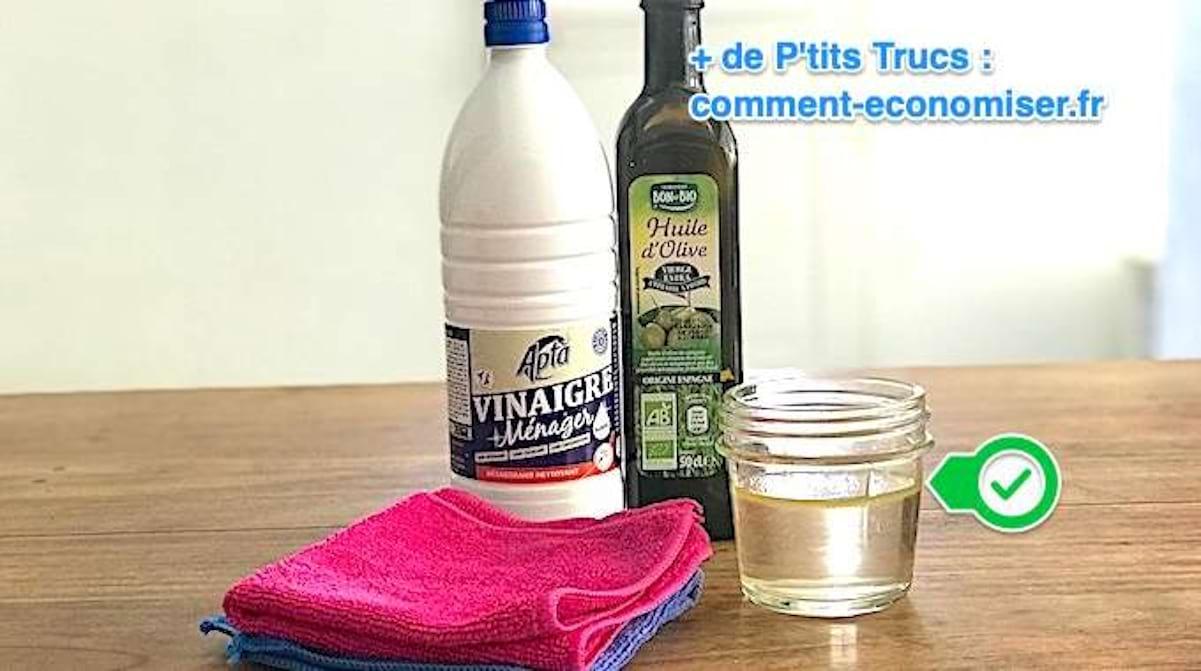 Nettoyage Armoire En Bois l'astuce naturelle pour nettoyer et faire briller un meuble