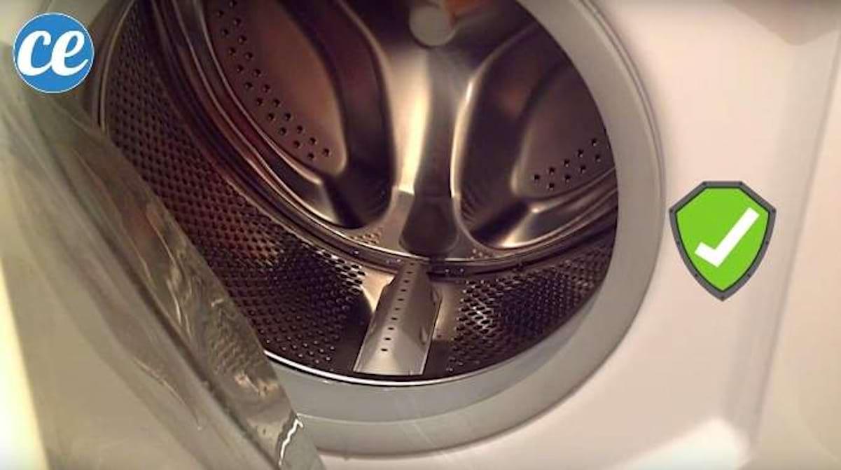 Comment Nettoyer Les Joints De La Machine À Laver voici comment détartrer votre machine à laver pour 3 fois rien !