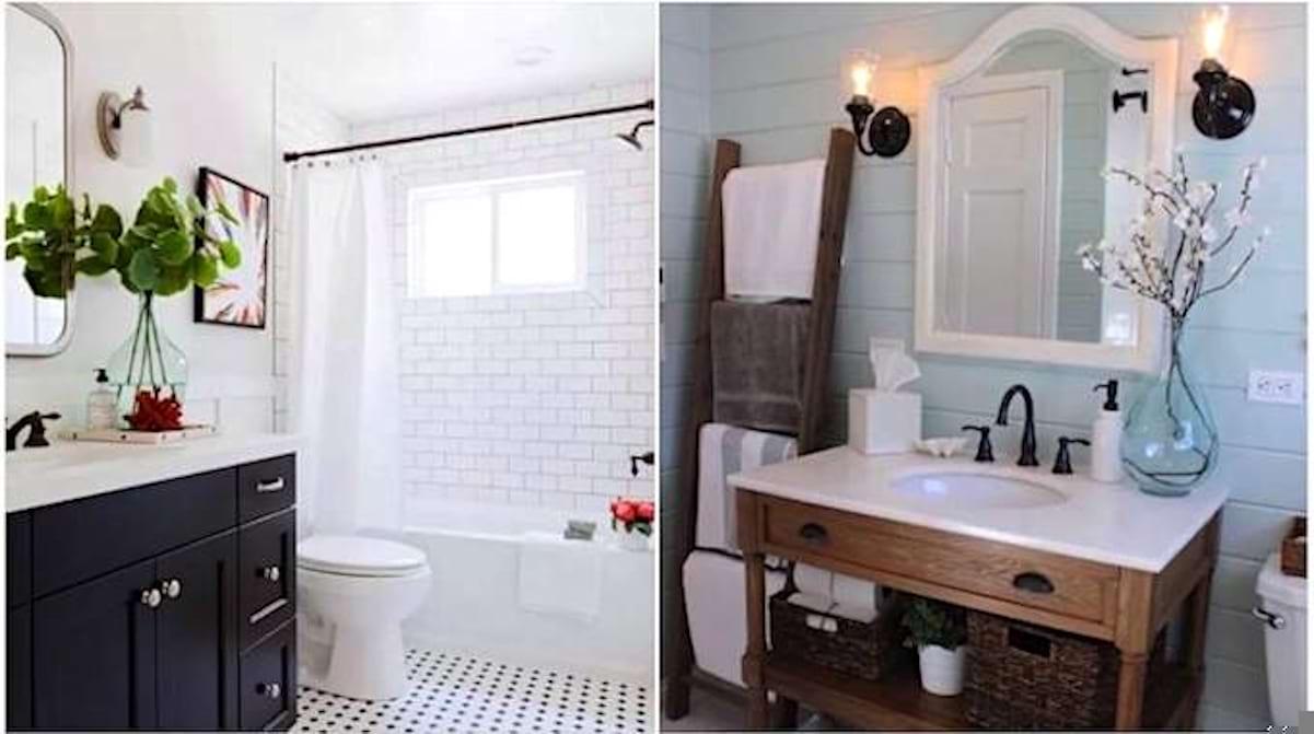 Idee Deco Salle De Bain Industriel 15 magnifiques salles de bain que vous aimeriez bien avoir à