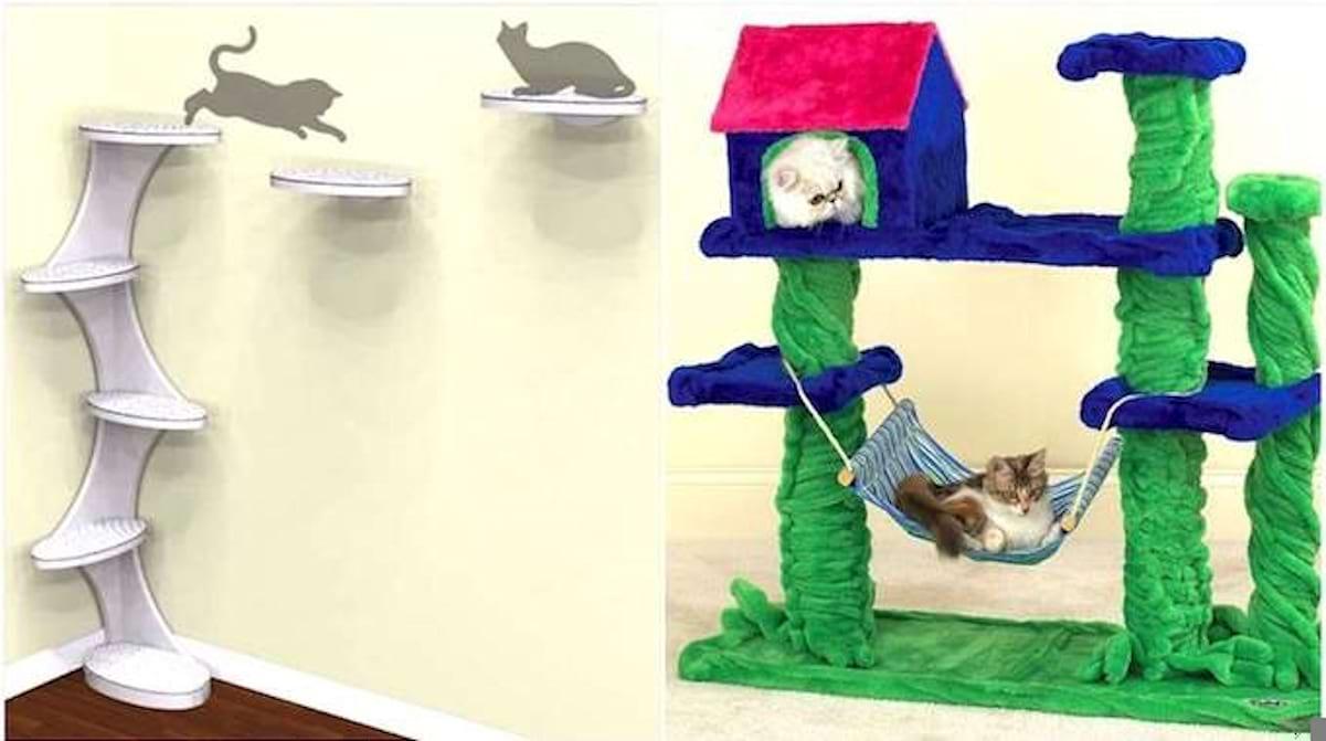 Arbre A Chat A Faire Maison les 20 meilleurs arbres à chat que tous les chats rêvent d