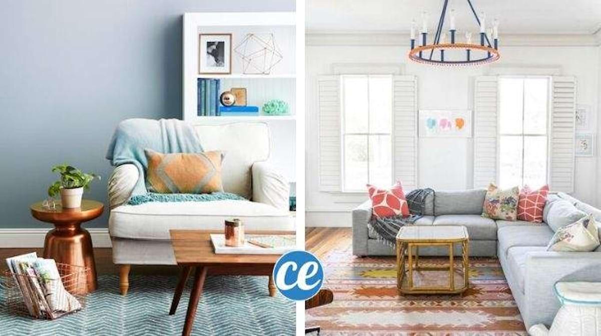 Idée Déco Appartement Jeune 51 super idées déco pour relooker votre salon facilement