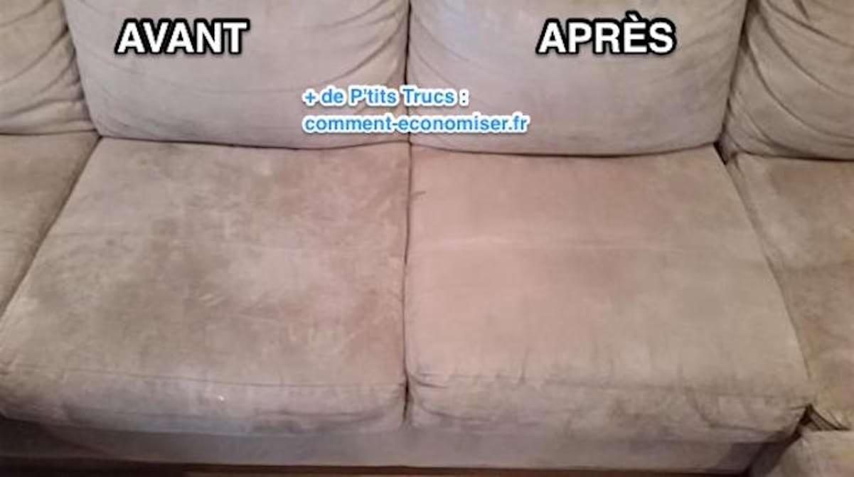 Comment Nettoyer Un Canapé En Cuir Gris Clair comment nettoyer un canapé en microfibres facilement.