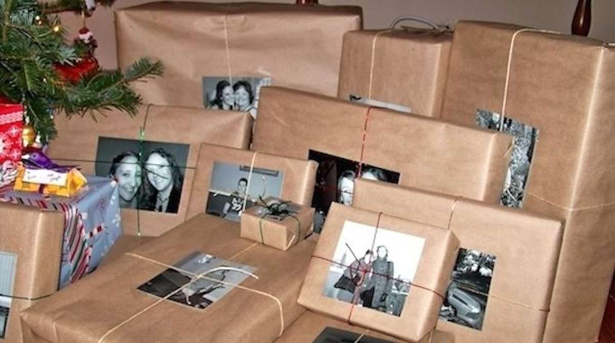 Faire Un Mur De Photos Décoration 35 idées de décoration de noël qui apporteront de la joie à