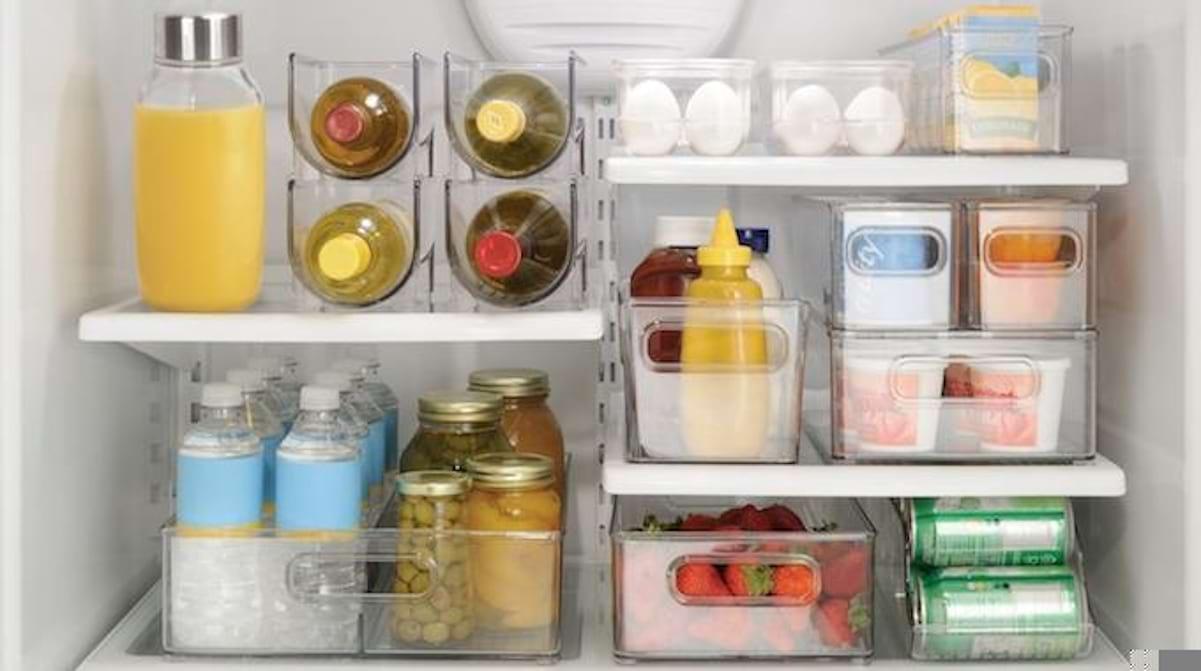 Comment Ranger Dans Un Frigo 19 astuces pour garder votre frigo propre et bien organisé.