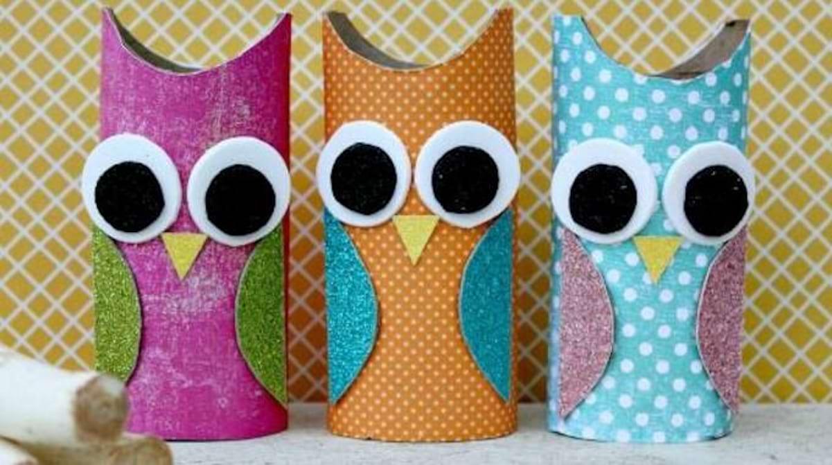 Peinture Pour Les Toilettes 61 façons créatives de réutiliser les rouleaux de papier