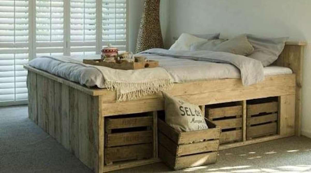 Fabriquer Un Lit En Bois faites de beaux rêves : 14 lits ingénieux que vous pouvez